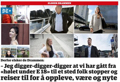 Promo Drammen